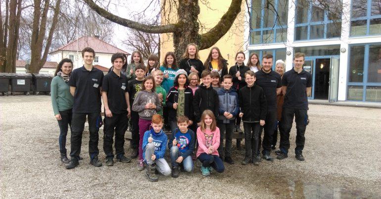 come with (me) - DRIESCHER besucht die Kastulus Realschule Moosburg