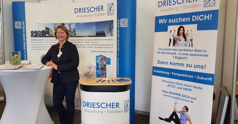 DRIESCHER auf der Studentische Karrierebörse in Landshut