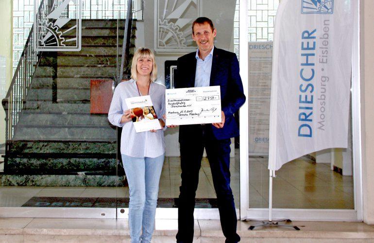 """DRIESCHER Moosburg spendet für """"Sternstunden"""""""