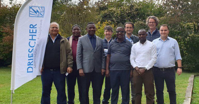 DRIESCHER liefert Großauftrag nach Tansania aus