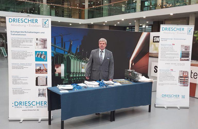 DRIESCHER informiert auf dem VDE Symposium in Erfurt