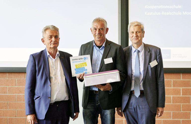 Auszeichnung für DRIESCHER Moosburg