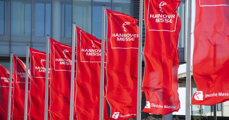 Hannover Messe will not take place in 2020
