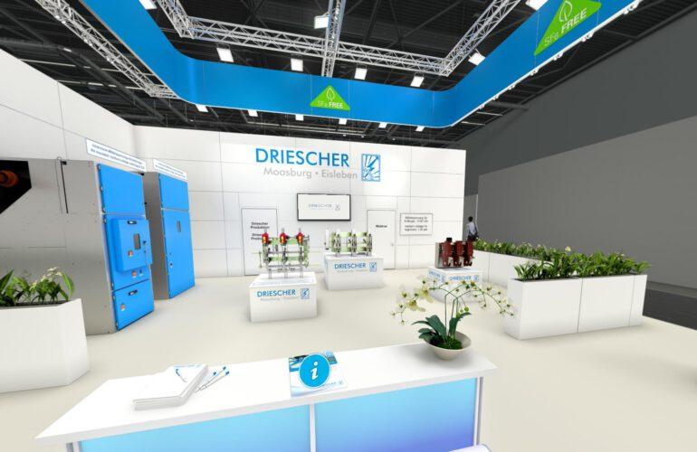 Bring DRIESCHER products into your living room!